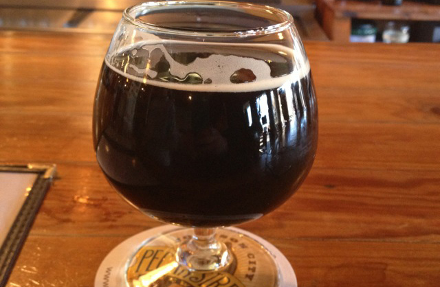 Photo of stout beer